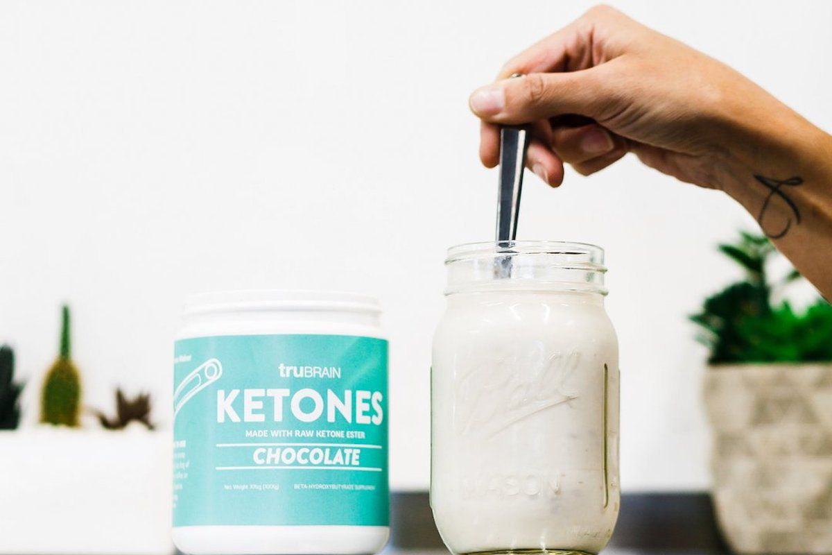 Trubrain Ketones is the keto diet hack you've been waiting for.