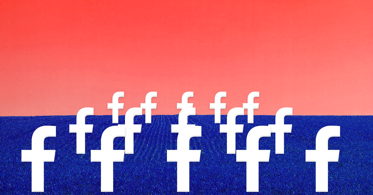 In 50 Years, Dead People Will Make up Most of Facebook's Users