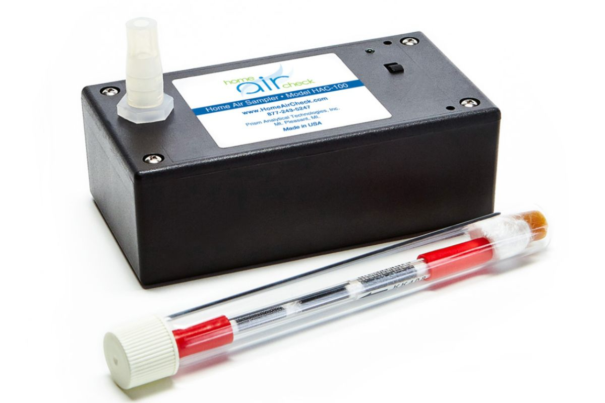 Indoor Air Pollution testing kit