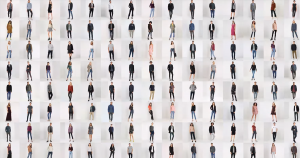 A new AI algorithm can create photorealistic images of people's bodies from scratch. It could automate models out of a job, but also be misused to mislead.