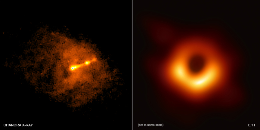 The First Black Hole Photo Is Even More Amazing When You Zoom Out 3