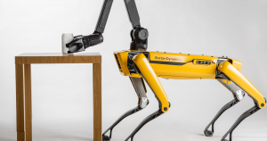 Boston Dynamics has debuted the version of its SpotMini robot dog that it plans to actually sell to consumers — but it has yet to announce a price tag.