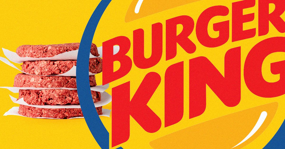 Burger King Debuts Meatless Whopper