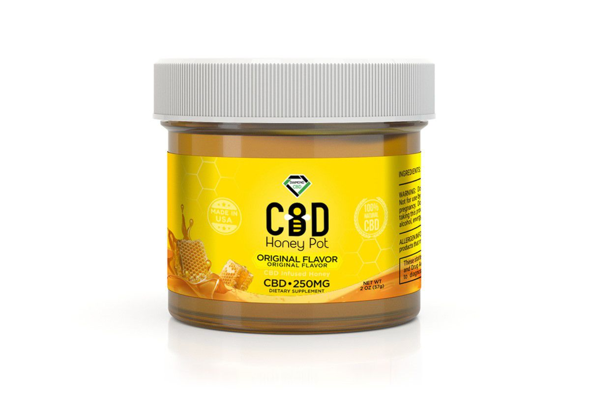 CBD Edibles - Honey