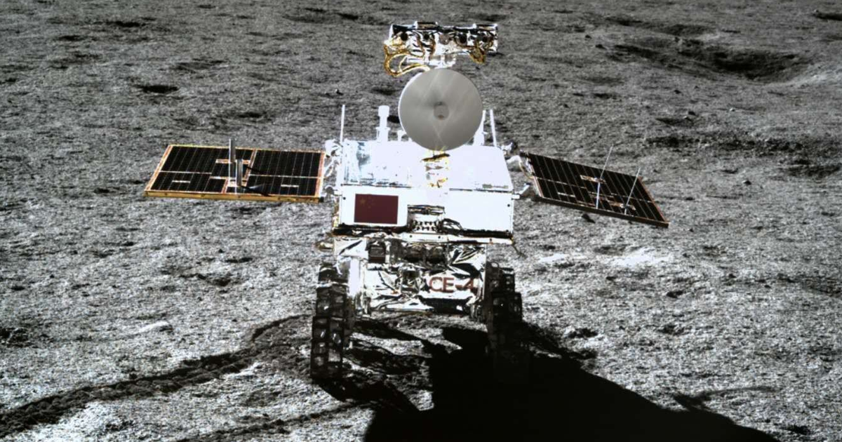 China Says It'll Have a Moon Base in Ten Years