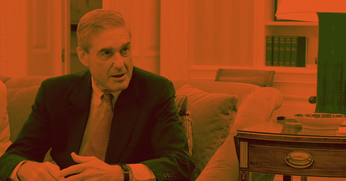 The Mueller Report Confirms We're Living in a Cyberpunk Dystopia