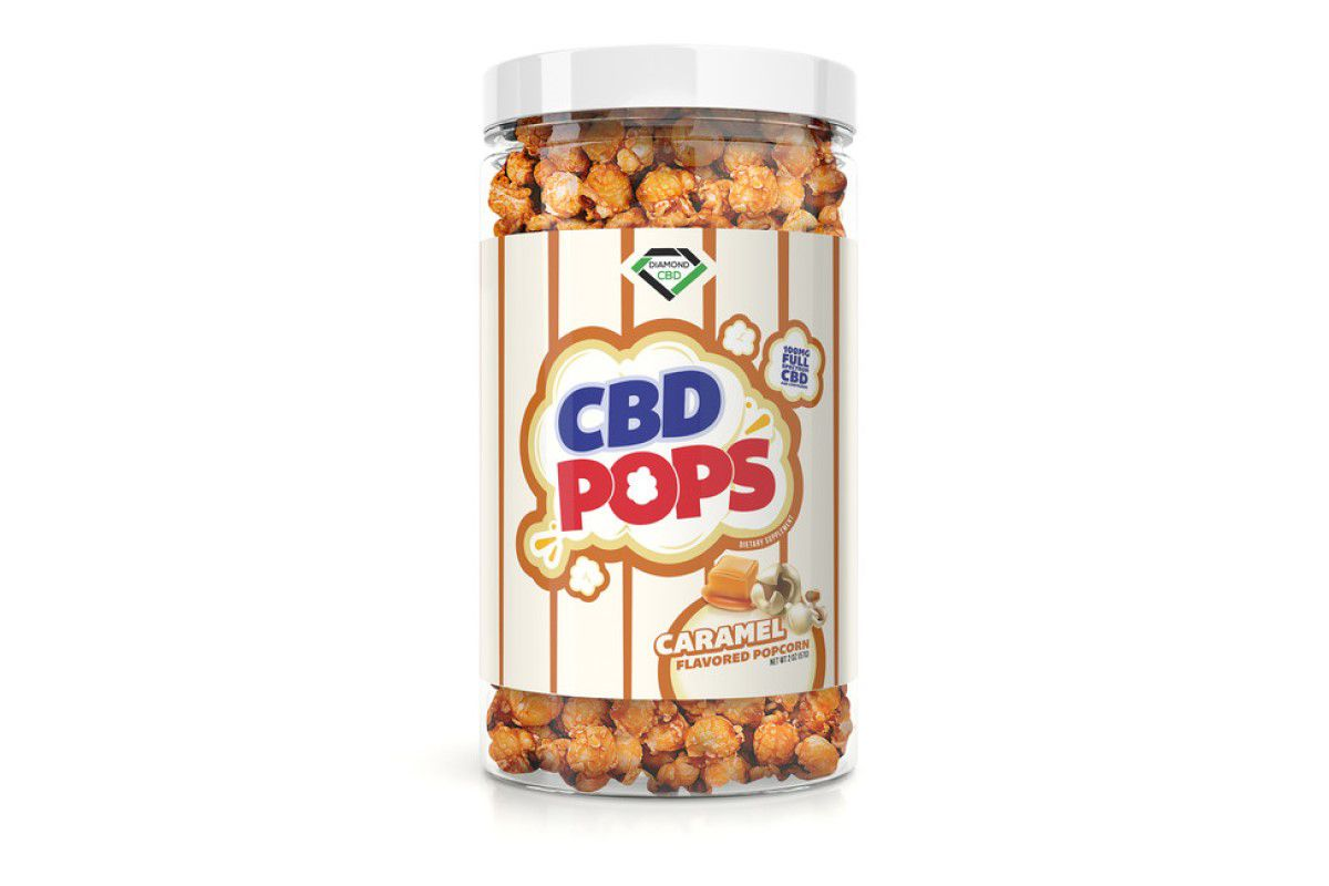 CBD Edibles - Popcorn