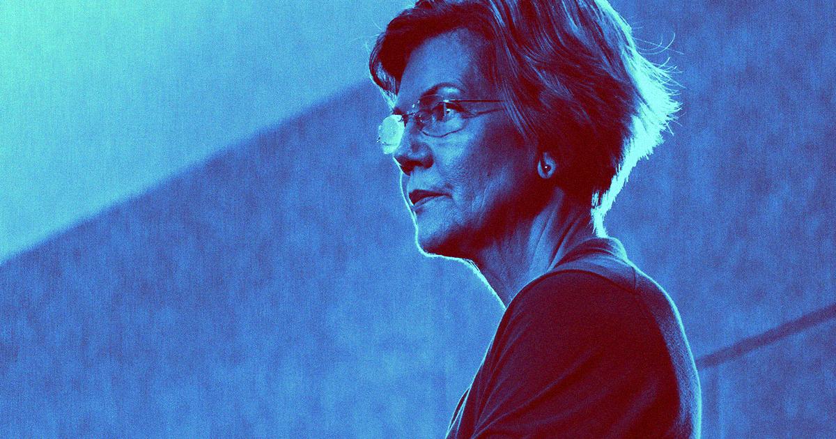 Elizabeth Warren: If Data Gets Stolen, Throw Tech CEOs in Prison