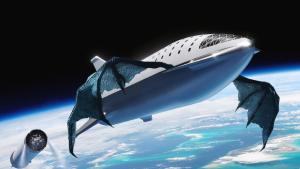 "Elon Musk Suggests Adding ""Dragon Wings"" to Starship - Futurism 1"