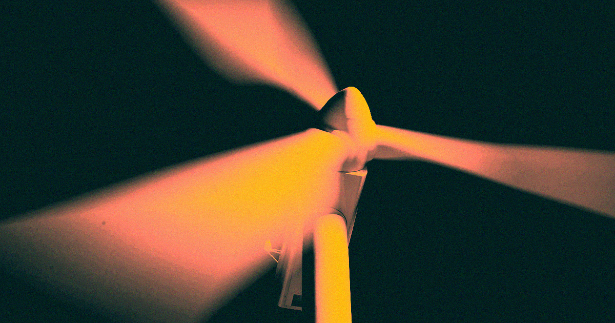 Europe Is Stockpiling Wind Energy by Converting It to Hydrogen