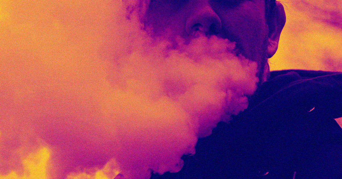 The FDA Is Investigating Whether Vaping Causes Seizures