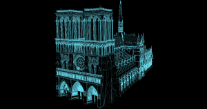 By using 3D-laser scanning technology, there may still be hope for the full recovery and rebuild of the Notre-Dame Cathedral in Paris.