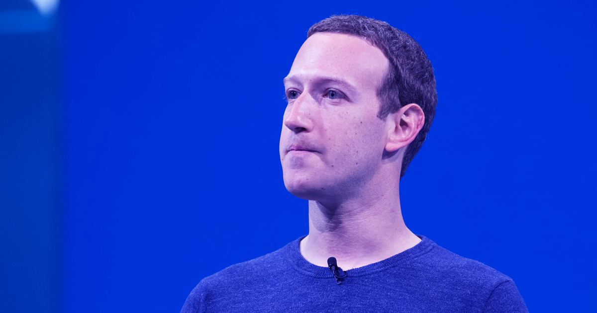 The Government Wants to Make an Example out of Mark Zuckerberg