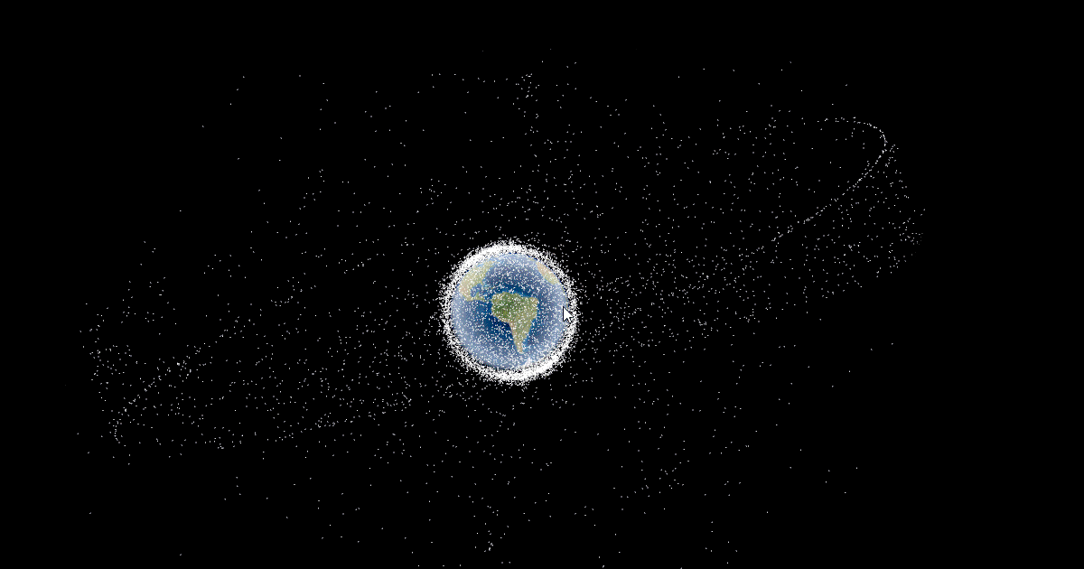 """India Blew up a Satellite. Now A """"Space Fence"""" Is Tracking Its Debris"""