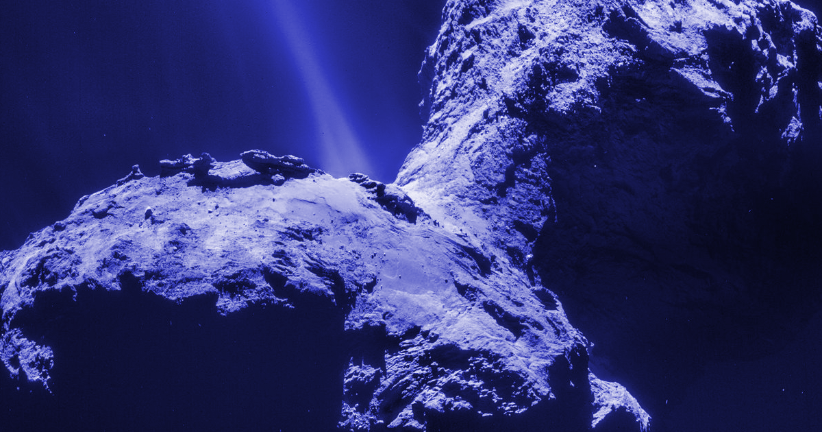 An Interstellar Rock Like 'Oumuamua May Have Hit Earth In 2014