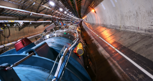 Scientists have a new plan to try and spot dark matter by searching for particular particles once the Large Hadron Collider's upgrades are complete.
