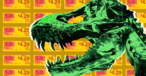 Someone Listed a T-Rex on eBay, and Paleontologists Are Furious