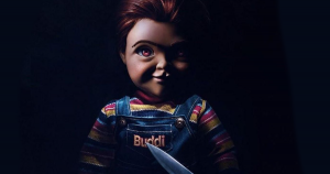 The new trailer for the upcoming Child's Play movie shows creepy doll Chucky commandeering a smart lawnmower, a thermostat, and a drone.