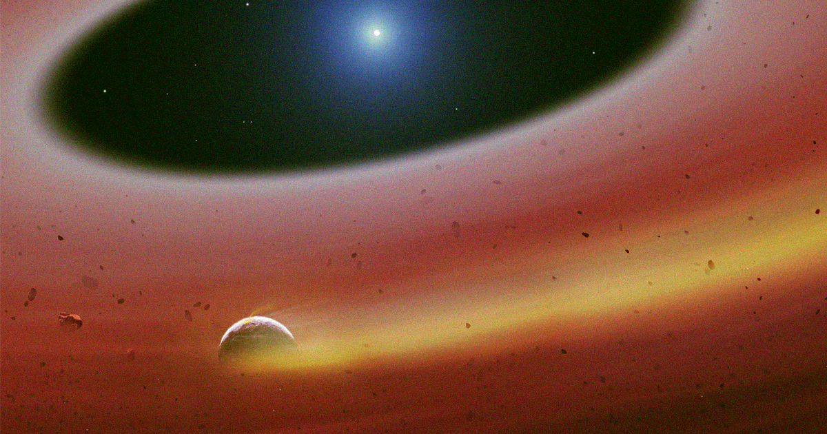 Astronomers Discover Hannibal Lecter Stars That Wear Planet Corpses - Futurism