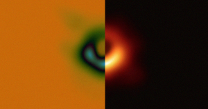 The first-ever black hole image is a blurry orange ring. During the announcement, scientists described how they're working to improve the resolution.