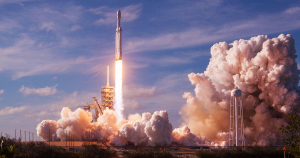 SpaceX successfully landed all three of its Falcon Heavy boosters during the rocket's second launch ever, marking a new milestone in reusable rocketry.