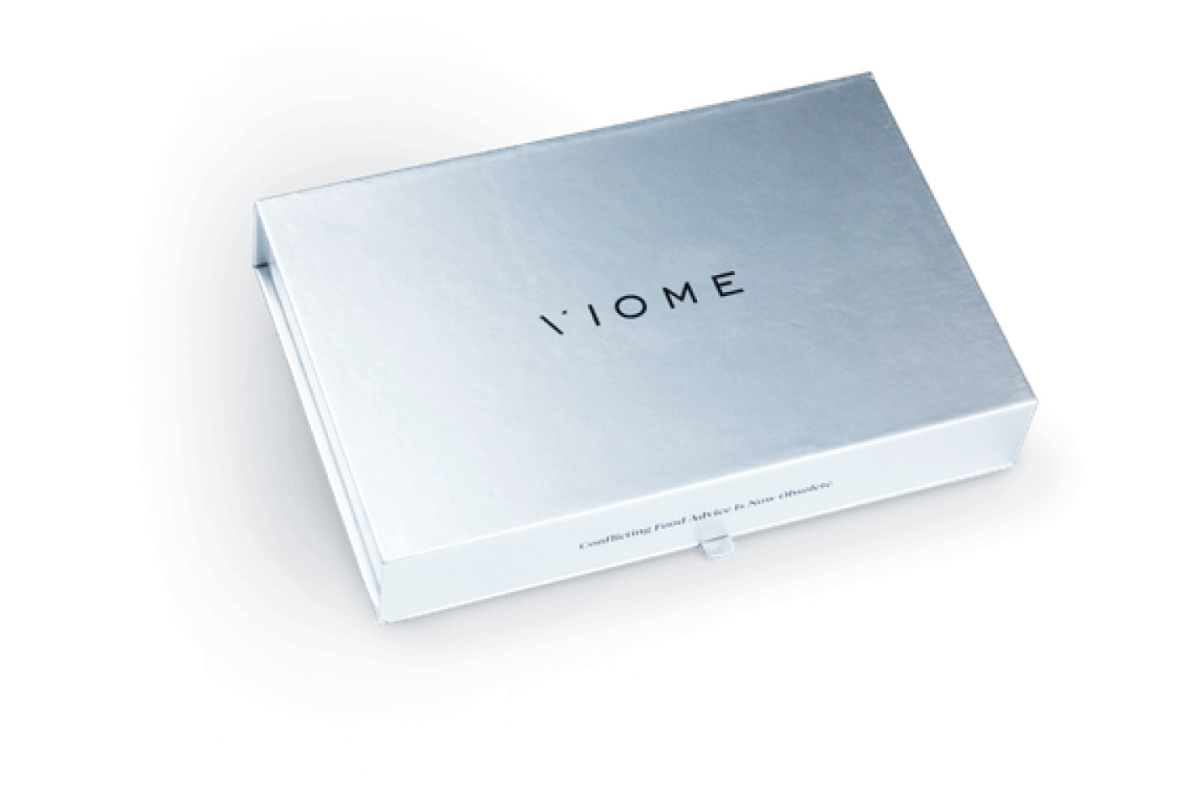 Viome gut microbiome testing for gut health.