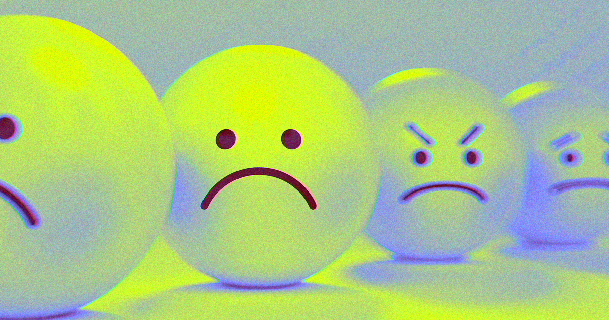New Research: The World Is Sadder, Angrier Than Ever Before