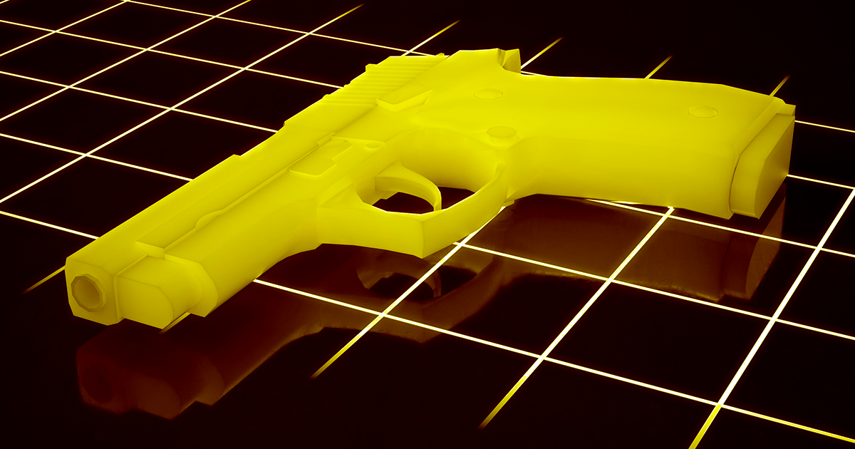 Anonymous Group of 3D-Printed Gun Makers Is Spreading Online