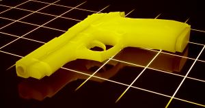 People interested in 3D-printed guns are sharing the files needed to build the firearms anonymously online, according to a troubling Wired story.