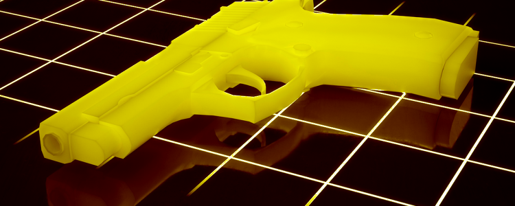 futurism.com - Kristin Houser - Anonymous group of 3D-printed gun makers is spreading online
