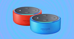AmazonEcho Dot Kids is illegallycollecting data on minors, alleges a new FTC complaint filed by a group of privacy advocates.