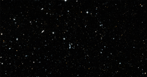 Hubble scientists just assembled a dizzying composite image made of 16 years of Hubble Space Telescope observations that includes 265,000 galaxies.