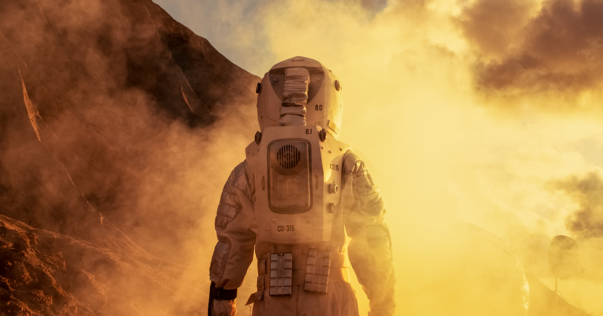 """Buzz Aldrin Calls For """"Great Migration of Humankind to Mars"""""""