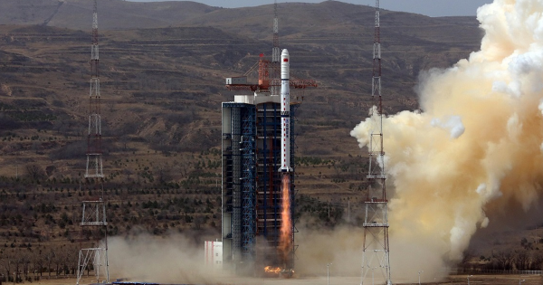 Chinese Rocket Fails Spectacularly, Raining Debris Back to Earth