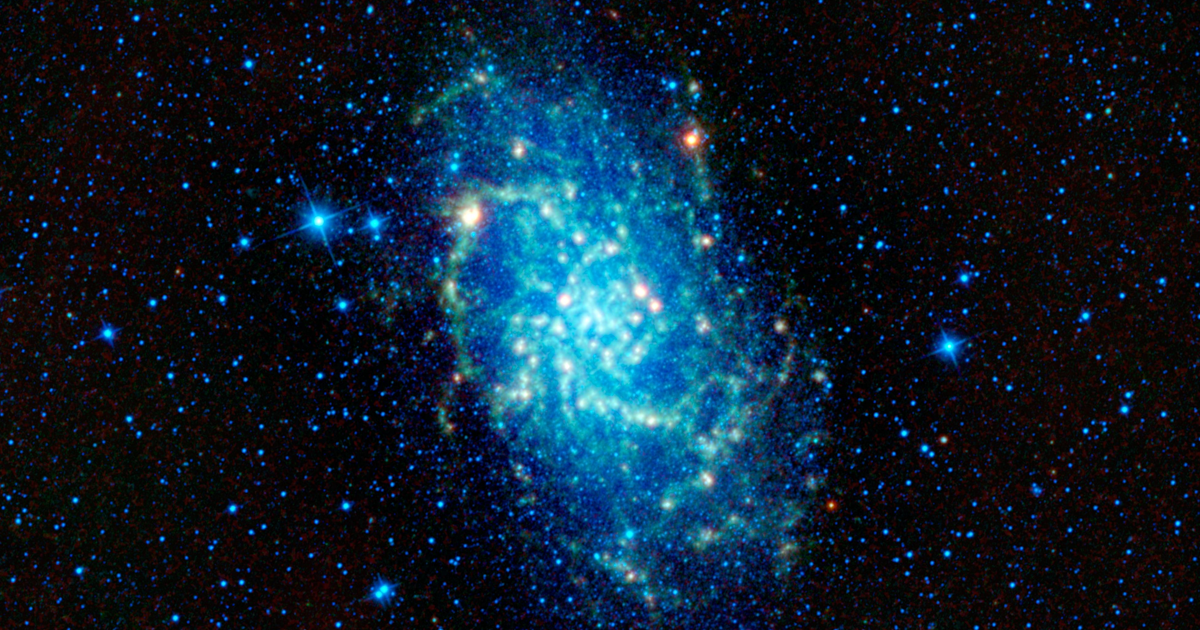 """Karanlık Enerji, Gökadalar Arasındaki """"Kozmik Boşlukta"""" Saklanıyor Olabilir…"""