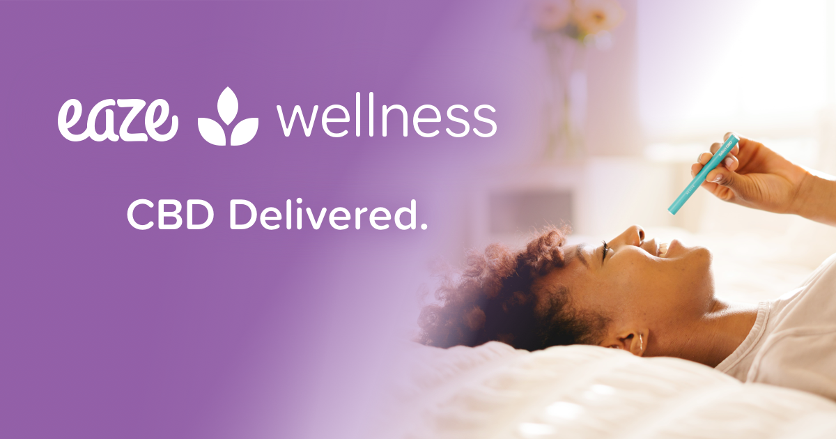 Buy CBD Online from Eaze Wellness.