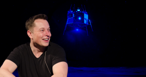 SpaceX CEO Elon Musk took to Twitter to imply that Blue Origin CEO Jeff Bezos was building unwarranted hype for a plan that wasn't going anywhere.