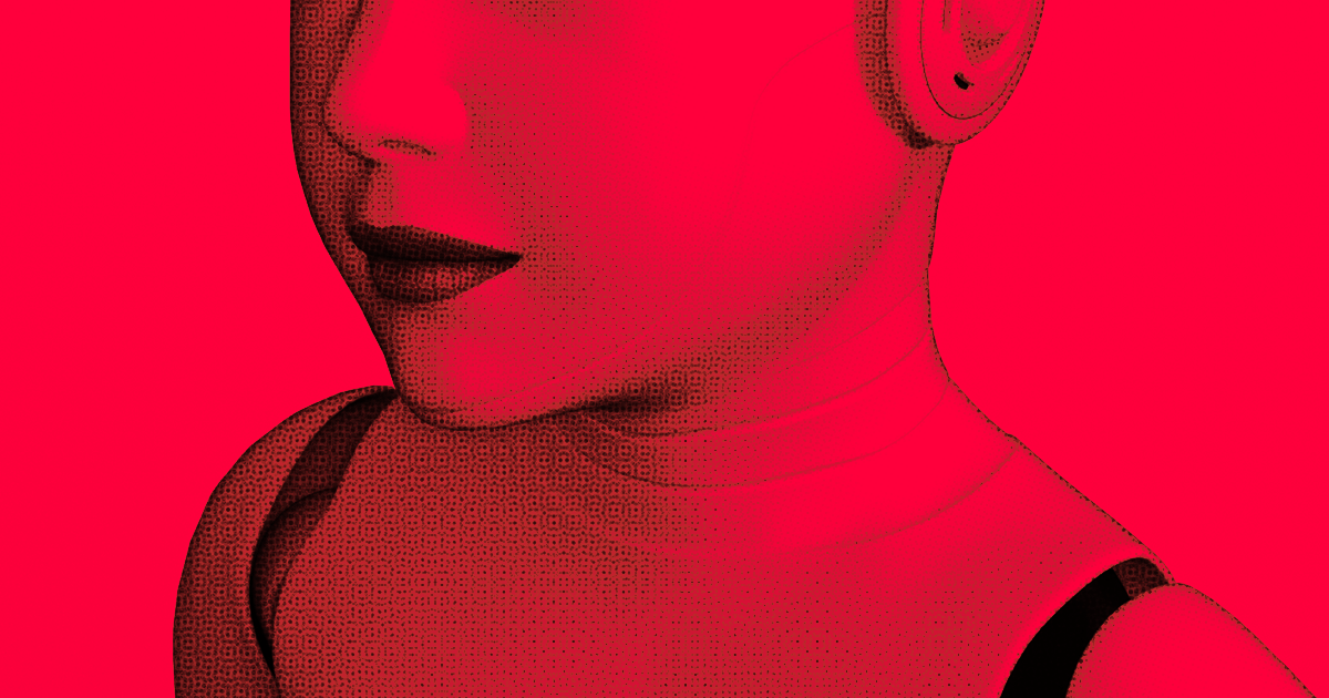 Here's Where You Can Flirt With a Sexting AI Called Slutbot