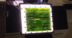 The ISS is about to test a new algae bioreactor that turns carbon dioxide to food and breathable oxygen. If it works, it could allow deep space missions.