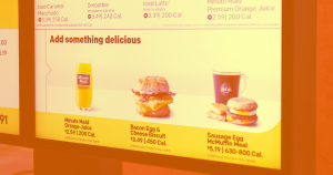 Fast food giant McDonald's installed AI-powered menu boards in 700 of its restaurants after acquiring an Israeli AI startup.