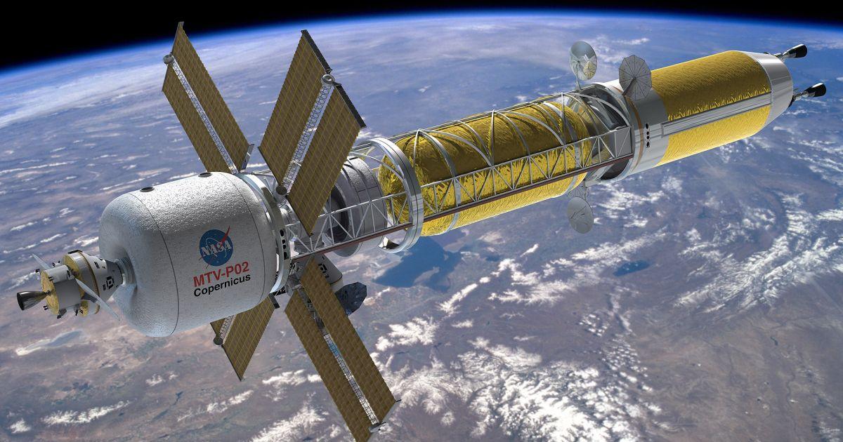 NASA Just Got $125 Million to Develop Nuclear Rockets
