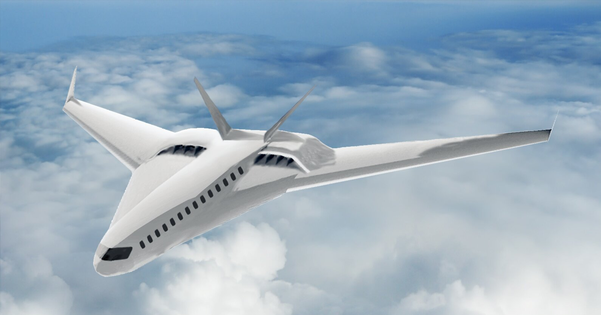 NASA Is Working on Electric Planes Powered by Cryogenic Hydrogen