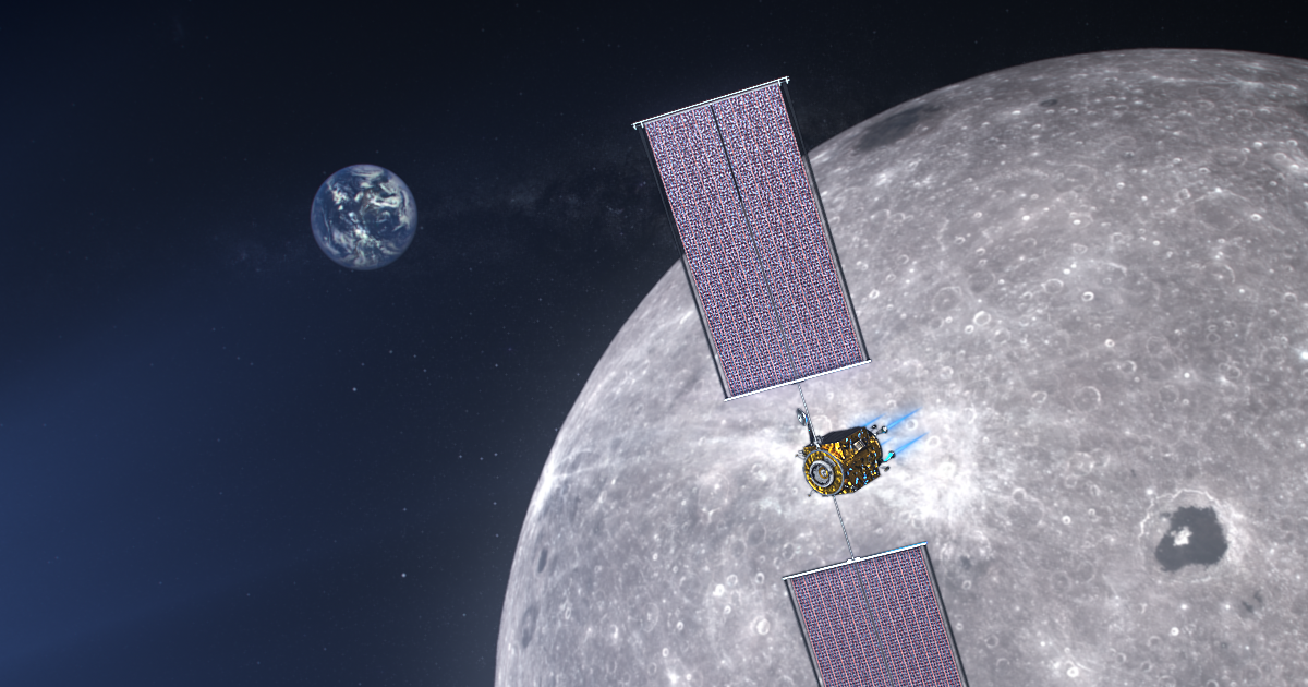 NASA just hired the first contractor to build lunar space station