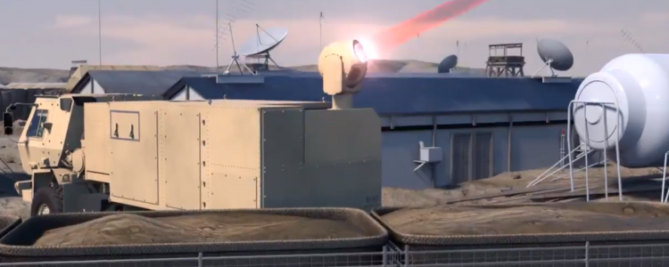 Raytheon Says Laser Weapon Will Blast Nuclear Missiles From Sky