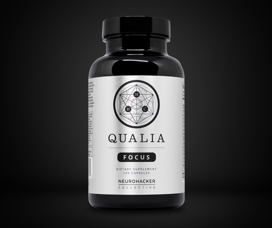 Qualia Focus is a nootropics supplement from the Neurohacker Collective.