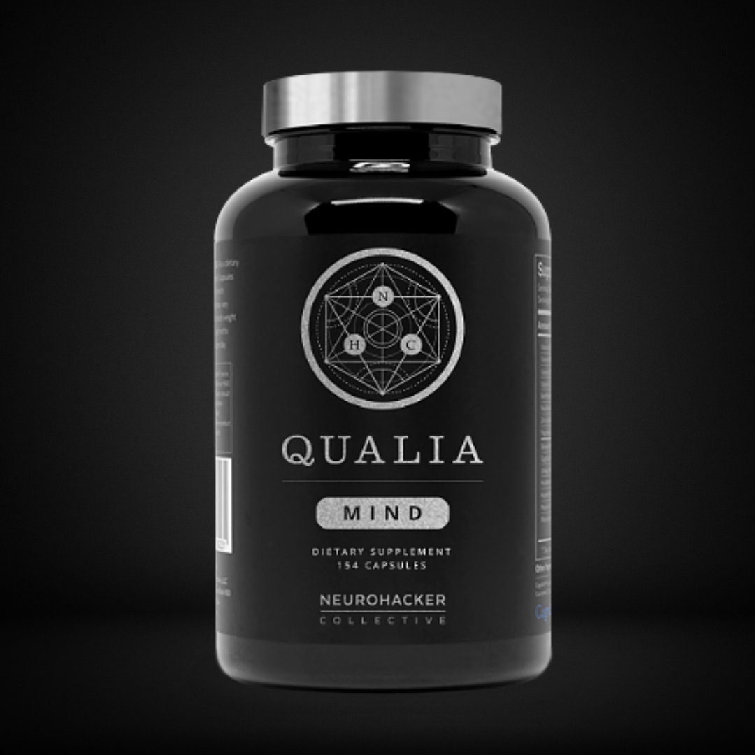 Qualia Focus is a nootropics supplement that works to improve your brain power.