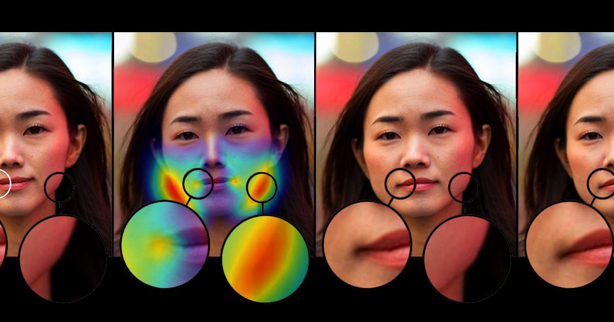 Adobe Built an AI to Spot Photoshopped Faces