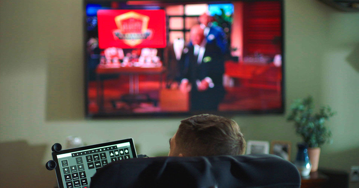 TV Viewers Can Now Change the Channel With Just Their Eyes