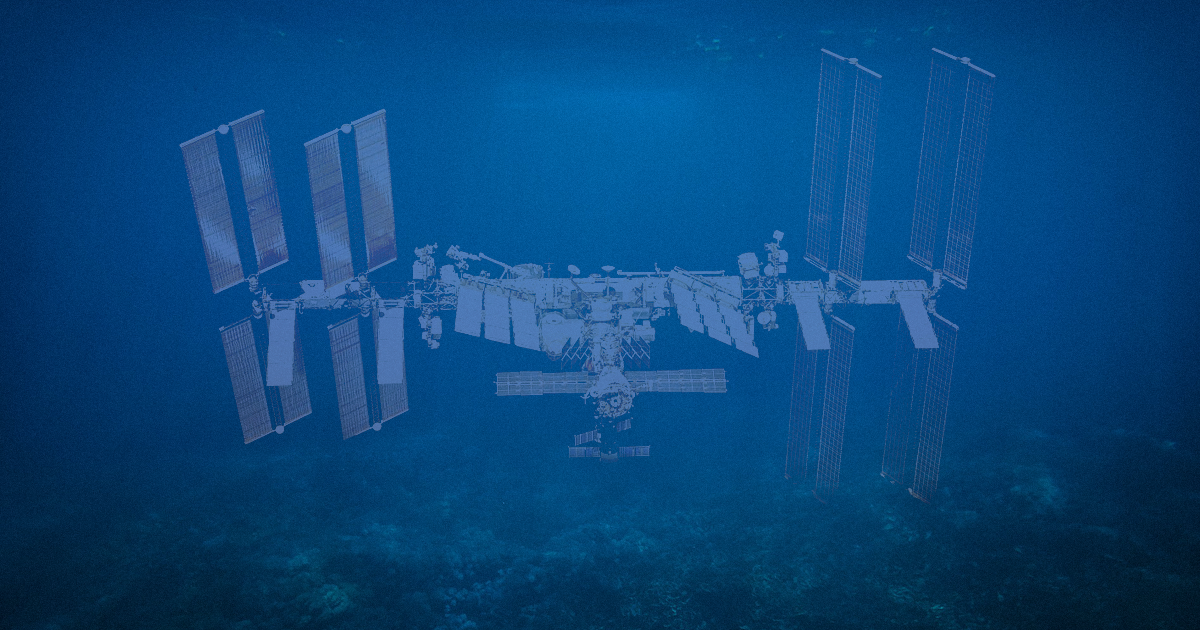 A Look Inside the Deep-Sea Graveyard for Dead Spacecraft