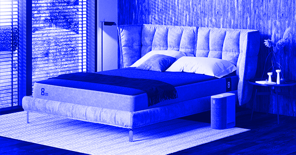 Sleep Deprivation Roadblock To >> This Smart Bed S Dynamic Heating And Cooling Mattress Adjusts Its